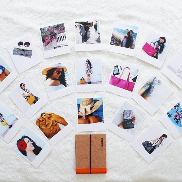 TGIF 💛 grazie a @squared.one i miei scatti di Instagram sono diventate delle…