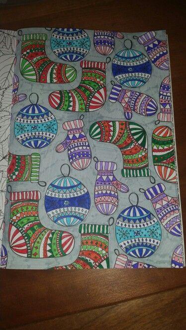 Kleuren voor volwassen. Uit het derde enige echte kleurboek voor volwassenen. Gemaakt door Eef ♡