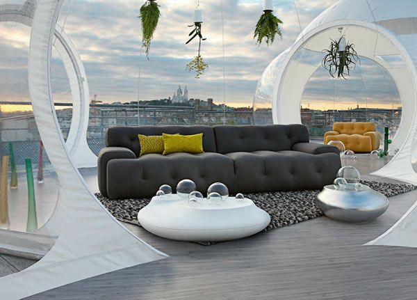 17 best images about sofa roche bobois on pinterest jean paul gaultier sec - Canape jean paul gaultier ...