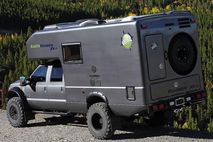 Lambo Power Ultimate camper expedition vehicle