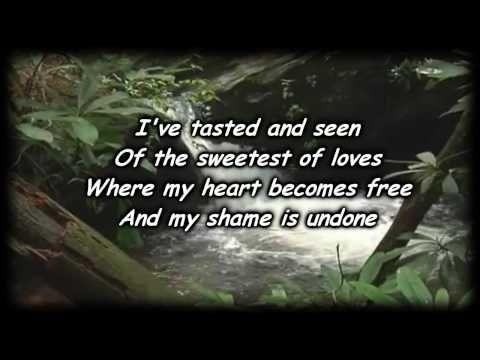Holy Spirit - Francesca Battistelli - Worship video with lyrics