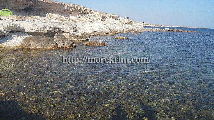самое чистое море в Крыму фото 3