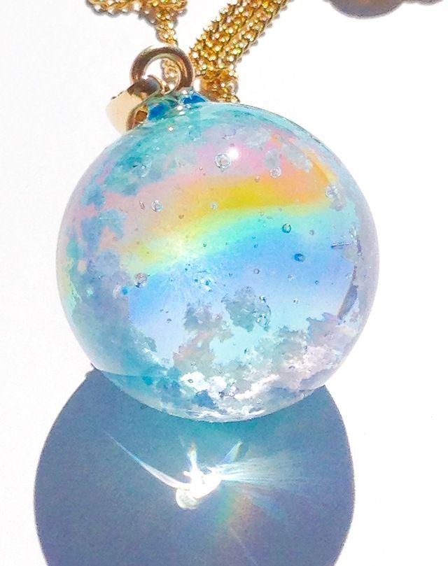[★PSYCHE☆] 虹の彼方。ネックレス