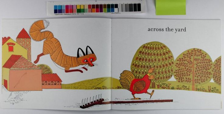 11 Gorgeous Children's Book Illustrations|Martin Salisbury