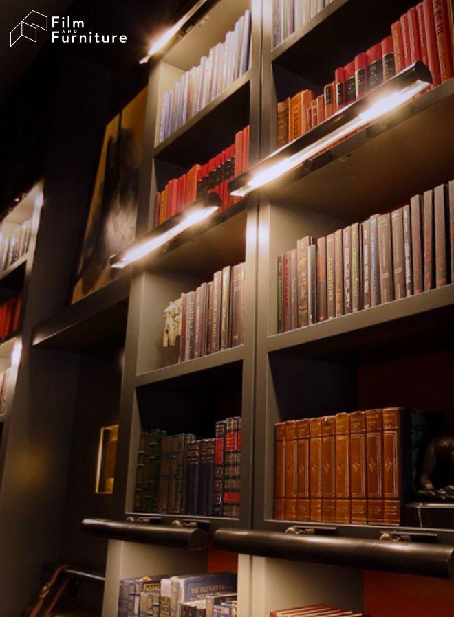 Gorgeous lighting from Christian Grey's study in Fifty Shades! Get yours via http://filmandfurniture.com #FiftyShades #FiftyShadesDarker #AnastasiaSteele #ChristianGrey #lighting #interiordesign #designinspiration #homedecor #sculpture