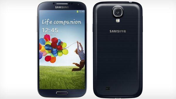 "The Samsung GALAXY S4 was chosen by Stiftung Warentest in the September issue of ""Test"" as the best smartphone on the market"