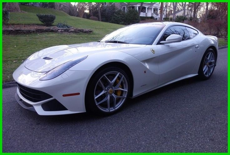 Awesome Great 2015 Ferrari F12berlinetta Base Coupe 2-Door 2015 Used 6.3L V12 48V Manual RWD Premium 2017/2018 Check more at http://24go.gq/2017/great-2015-ferrari-f12berlinetta-base-coupe-2-door-2015-used-6-3l-v12-48v-manual-rwd-premium-20172018/