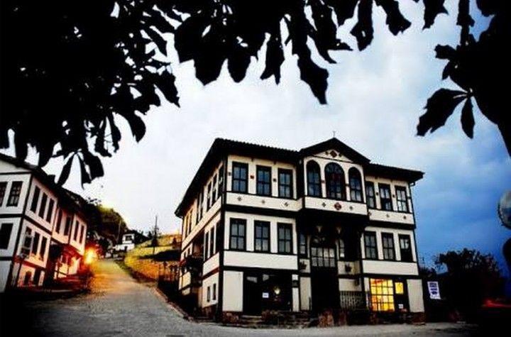 Historic houses-Taraklı evleri-Geyve-Sakarya-Turkiye