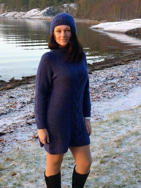 Ravelry: Hedda kjole pattern by Kairi Aksnes