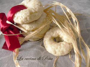 Ciambelline al vino /wine donuts