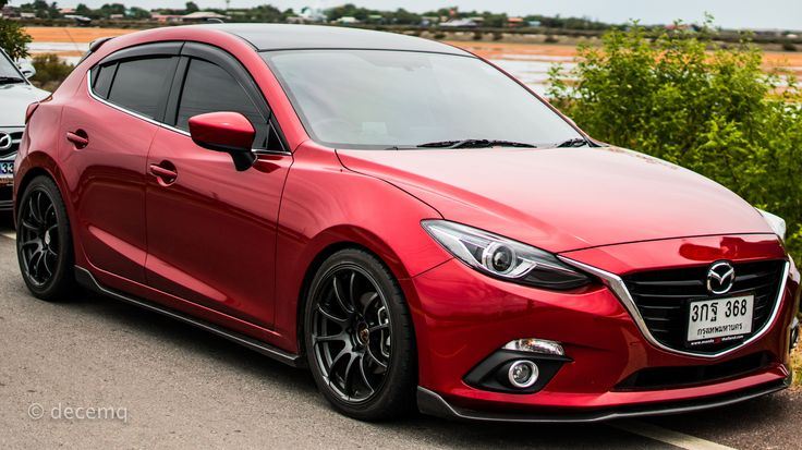 mazda 3 advan rz - Google Search                                                                                                                                                                                 More