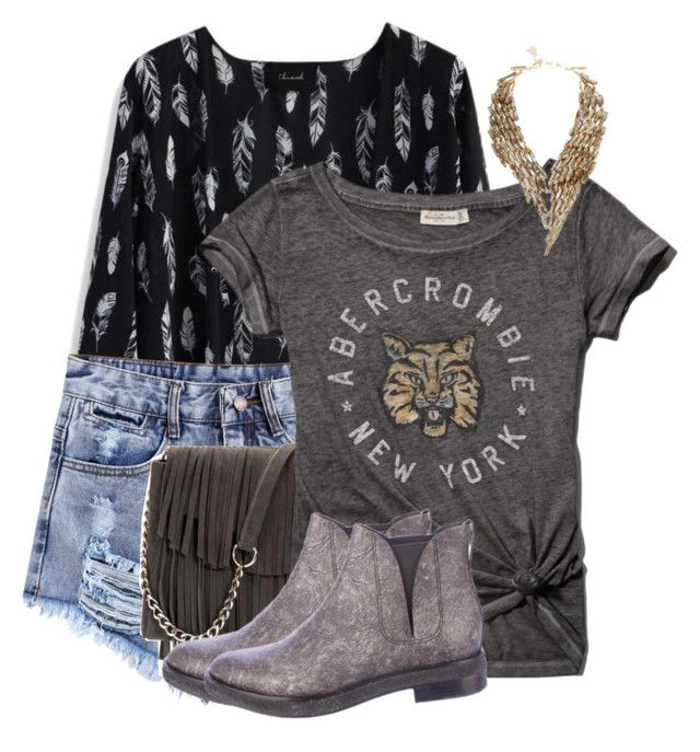 """fringe"" by jazminonly on Polyvore"