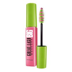 Maybelline Great Lash Big Mascara in Blackest Black 10.0 ml
