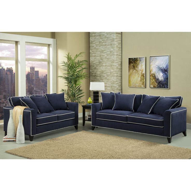 Furniture of America Alton Contemporary Chenille Sofa   Overstock Shopping    Great Deals on Furniture of America Sofas   Loveseats. 48 best Furniture images on Pinterest   Living room ideas  Accent