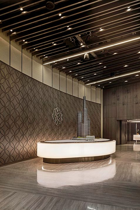 Best 25 reception counter design ideas on pinterest for Best design consultancies in the world
