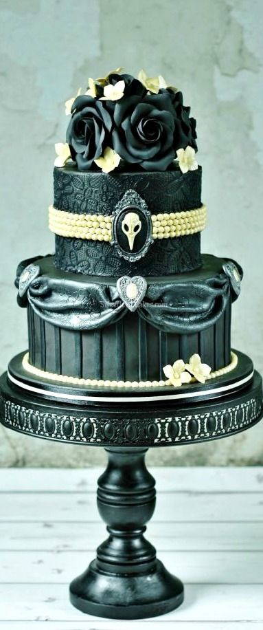 goth wedding cake 25 best ideas about birthday cakes on 14887