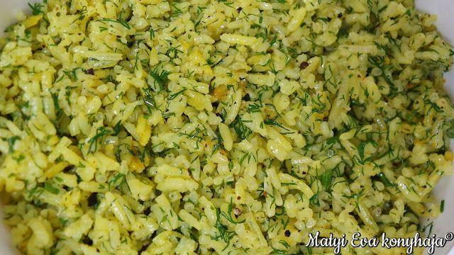 Matyi Eva: Kapros ,kurkumas rizs.