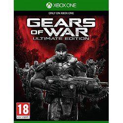 filme jocuri noutati: Xbox One 500GB Console - Gears of War: Ultimate Ed...