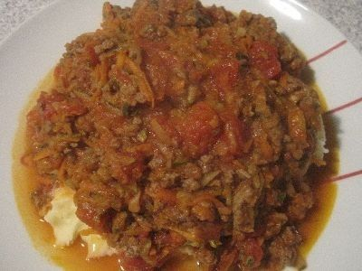 30 Minute Mince Curry