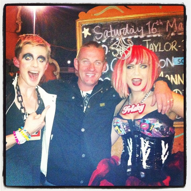 @bluey_19s photo: Awesome show!! #fringe