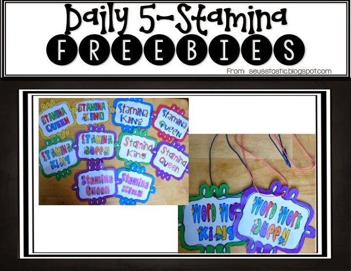 Are you interested in starting Daily 5? Check out this informative blog post + get tons of FREEBIES! #Daily 5 Book Study