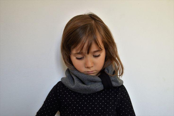 Girl neckwarmer scarf / toddler neckwarmer,girl's accessories,lyon fabric by sunflowerdesign4kids on Etsy