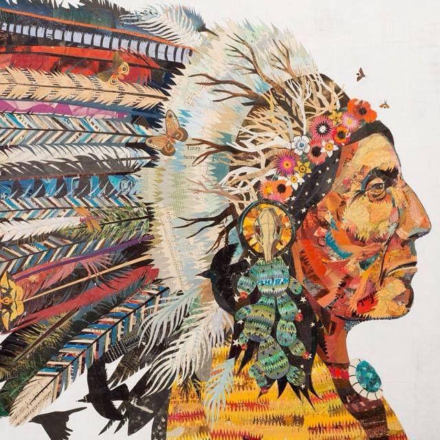 Dolan Geiman, Always Everything. Collage detail.