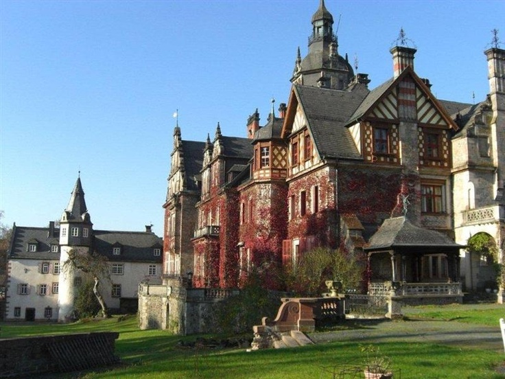 Real Estate Germany Fairy Tale Castle For Sale In