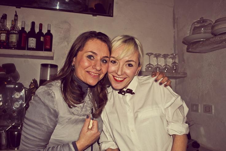 Fashion week presentation party @Katia Staropoli @stefania cuzzeri