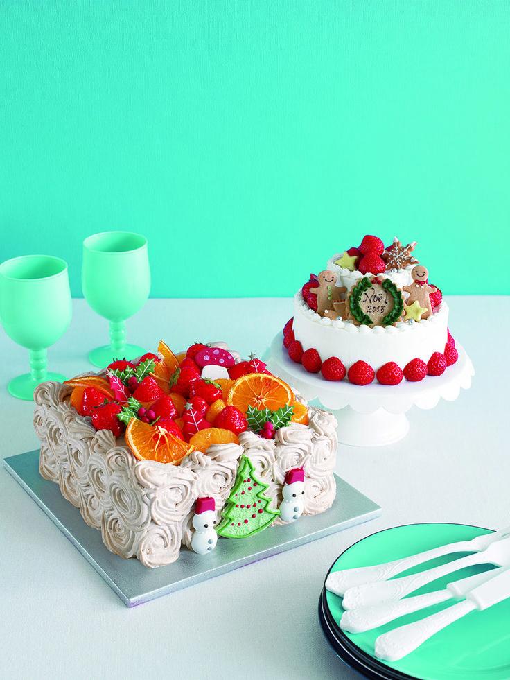 年末に向けて注目が高まるクリスマスケーキ。2015年のトレンドは、「家族でわいわい」「食べ比べ」「本物志向」の3方向に分かれるようです。毎年売り切れが続出するという日本橋三越本店・新宿伊勢丹・銀座三越から、個性の異なるトレンドのクリスマスケーキを紹介します。
