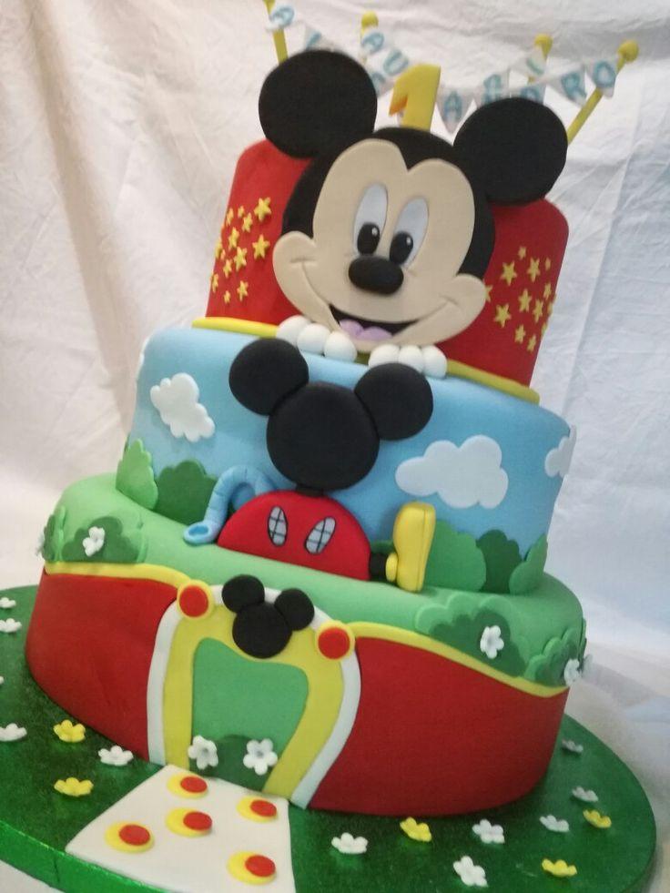 Pin De Carmen Cecilia Montilla En Fiesta De Mickey En 2019