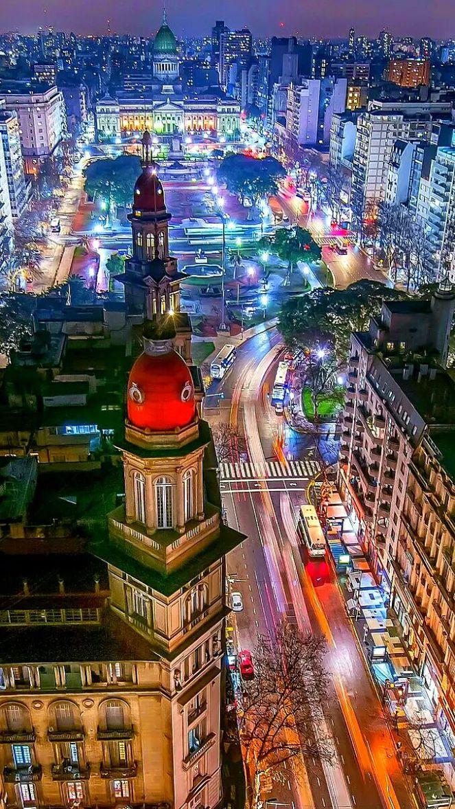 Буенос-Айрес, Аргентина