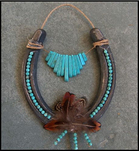 Best 20 beaded horseshoe ideas on pinterest used horse for Where to buy horseshoes for crafts