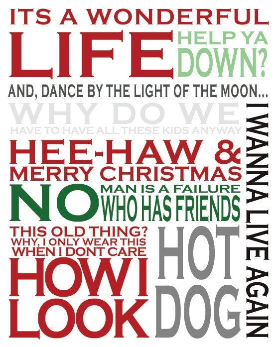 Life Wonderful Quotes: 51 Best It's A Wonderful Life Images On Pinterest
