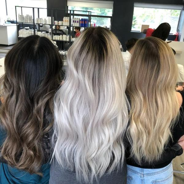 Color Correction Icy Blonde Shadow Root Icy Blonde Hair Ash Blonde Hair Colour Silver Blonde Hair