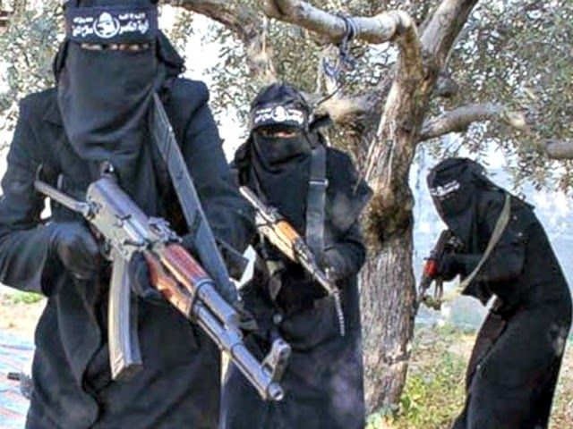 O Estado Islâmico (EI) instituiu uma força policial do sexo feminino, cuja missão é garantir uma sociedade shariah-compliant e gerenciar bordéis abastecido com mulheres iázidis que foram forçadas à escravidão sexual.