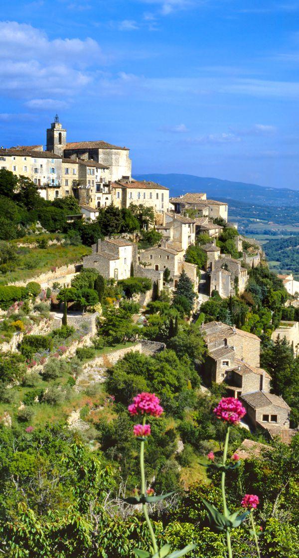 Gordes, Vaucluse, Provence, France