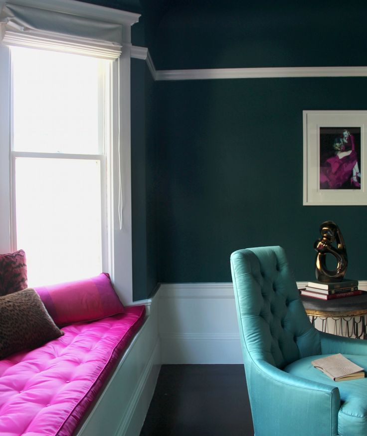 Day 8: Choose Your Paint Color & Think About a Decor Pairing