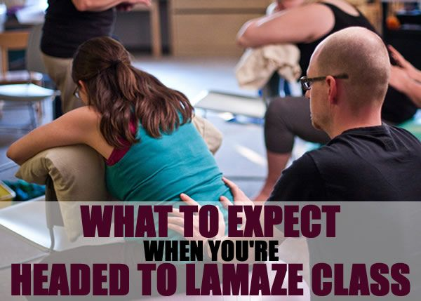 Deena is quoted here: What to Expect When You're…Headed to Lamaze Class | Pregnancy Corner