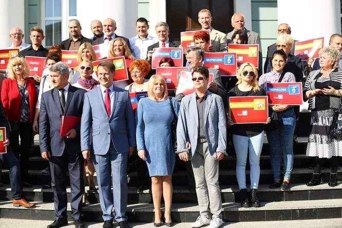 Sojusz Lewicy Demokratycznej przedstawia kandydatów do Rady Miejskiej w Radomiu