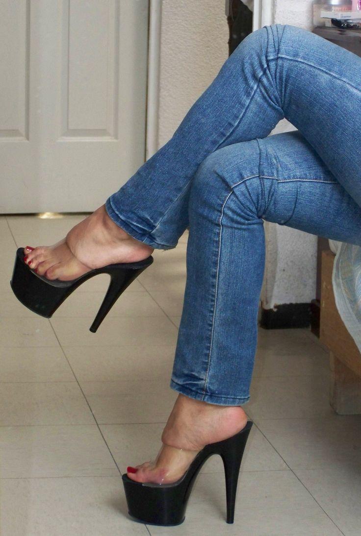 porno in high heels