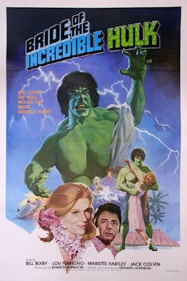 De Volta Aos Anos 80 e 90 : O Incrível Hulk - Casado - Dual Áudio [1978]