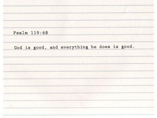 Christ lives in me | Heavenly Inspiration | Dear god, Psalm 119