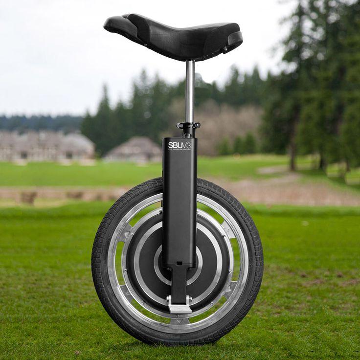 SBU V3 - Self-Balancing Unicycle