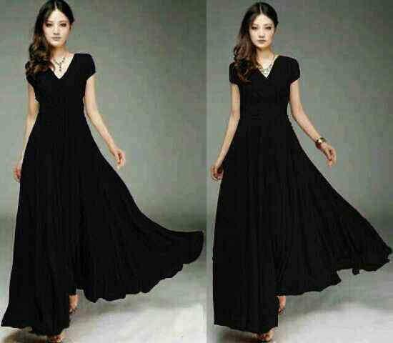 dress melony hitam@105 *sudah termasuk ongkir  Melayani pembelian: Ecer/ Grosir/ Reseller/ Dropship  Pemesanan: WA/Call/SMS : 087881996709