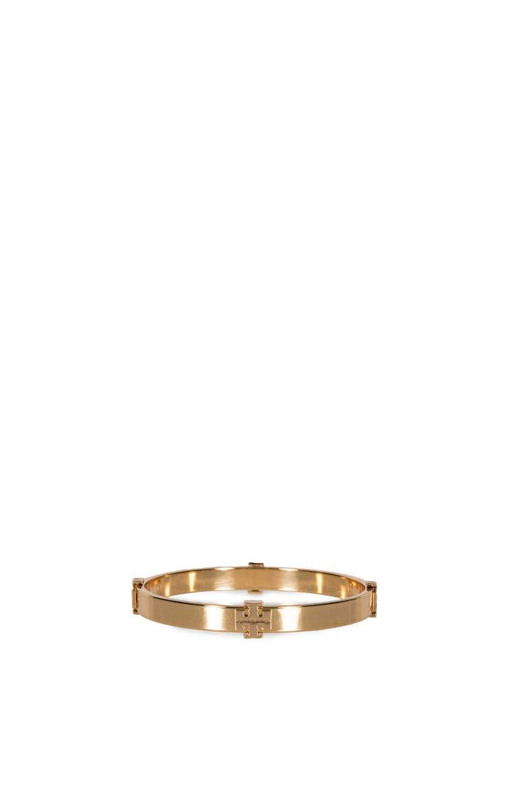 Armband Logo Bangle GOLD - Tory Burch - Designers - Raglady