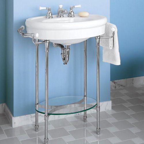 Bathroom Sinks With Metal Legs 23 best bathroom ideas images on pinterest | bathroom ideas