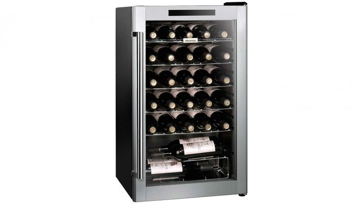 Hisense 29-Bottle Wine Chiller - Beer & Wine Appliances - Appliances - Kitchen Appliances | Harvey Norman Australia