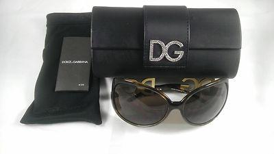 Dolce Gabanna Sunglasses DG6011-B *3N NEW 100% Authentic MSRP $229 No Reserve