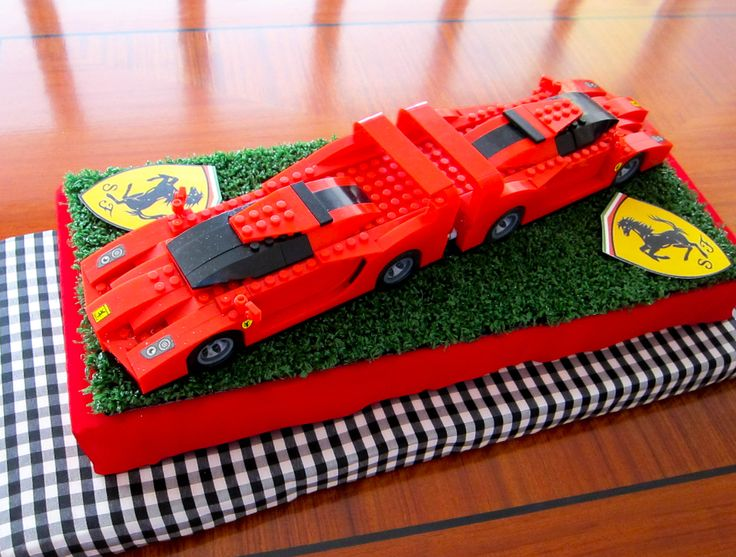 Lego west pack